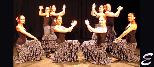 Danza Española «Medio» 5º, 6º, 7º y 8º