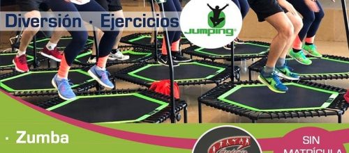 Septiembrees tu momento;¡engánchate al Jumping!